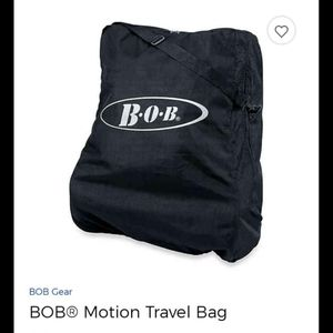 NWT BOB motion stroller travel bag